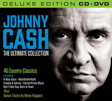 Johnny Cash The Ultimate Collection (Deluxe Edition CD/DVD) 2017