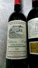 1:bouteille chateau BOUET-COTESdeBOURG 2000.75cl