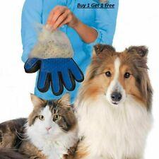 True Touch Deshedding Glove Gentle & Efficient Pet Dog Cat Massage Grooming