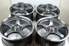 17 Wheels Rims Corolla TC Optima Civic Neon Avenger Accord Integra 5x100 5x114.3
