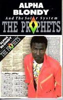 Alpha Blondy The Prophets 1989 Cassette Tape Album Reggae Dancehall Hiphop