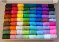 Wool Fiber Yarn Roving For Needles Felting Tools 36 Pcs/Lot Knitting Accessories