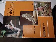 µµ Le Journal des oiseaux n°228 Uragus Sibiricus Chardonneret Diamant mandarin