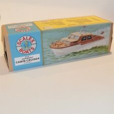 Tri-ang Scalex Derwent Cabin Cruiser 414S Electric empty Reproduction Box