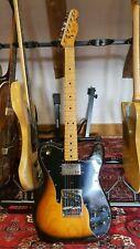 Vintage 1979 Fender Telecaster Custom Sunburst