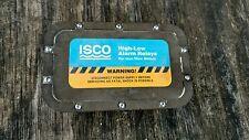 ISCO 603404028 HIGH-LOW ALARM RELAY BOX ASSY 12 VDC brand new