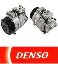 For C230 C320 CL500 CL55 CLK320 6cyl 8cyl Denso OEM AC A/C Compressor NEW