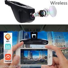12V 160° Wide Angle HD 1080P  Car DVR Camera Hidden Wifi Dash Cam Tachograph Kit