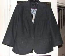 NEXT Cotton Blazer Plus Size Coats & Jackets for Women