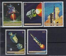 BURUNDI - 1969 Moon Landing Scott #297-301 - VF MNH