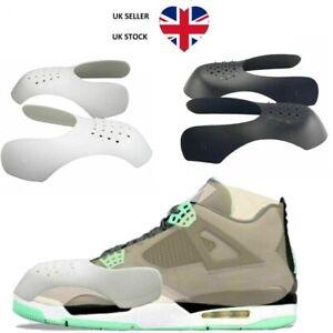 1 Pairs Sneaker Shoe Shields Anti-wrinkle Shoes Shields Protector Toe Box