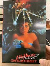 Neca film d'horreur a nightmare on Elm Street Freddy Krueger 30th PVC Action Figure
