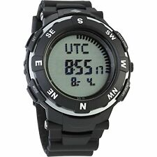 Columbia Men's Venture Compass, Night Mode, Digital Black Resin Watch CT009005