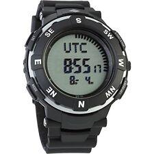 Columbia Men's Venture Compass, Night Mode, Digital Black Resin Watch CT009005