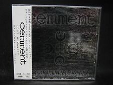 CEMMENT Lost Humanity JAPAN CD Concrete Experience Sex Virgin Killer Gigaton
