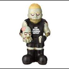 WWE Brock Lesnar Paul Heyman Zombie Collectible Figure Halloween MAKE AN OFFER