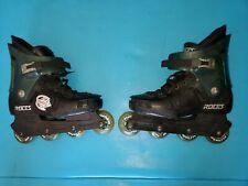 ROCES Aggresive Inline Skates LAX Los Angeles Italy Men's US 12 EU 45 Vtg 90s