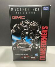 TRANSFORMERS MASTERPIECE MOVIE SERIES MPM-6 IRONHIDE ACTION FIGURE AUTOBOT GMC