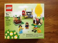 Lego Seasonal set - 40237 - EASTER EGG HUNT - New and Sealed - Easter Holiday