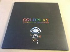 COLDPLAY,HEAD FULL OF DREAMS TOUR,MAKES A MOBILE UNUSED PLUS KEYRING,