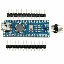 Nano V3.0 ATmega328P Board, Arduino kompatibel, USB
