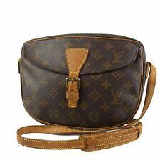 Auth LOUIS VUITTON M51226 Monogram Jeune Fille MM Cross Body Shoulder Bag 8121b