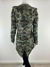 NEU Damen Jacke Überwurf Totenkopf Camouflage One Size Trend Pullover Skull ☠
