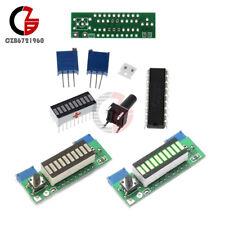 Battery Capacity Power Level Green LED Indicator LM3914 for Li-ion Battery 3.7V