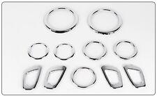 Chrome Interior Garnish Molding Kit for Chevrolet Spark / Matiz Creative(09~12)