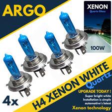 H4 100w Xenon Hellweiß Scheinwerferlampen 8500k Super Hochleistung Bright Farbe