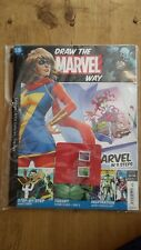 Draw The Marvel Way 59 - How to Draw Ms Marvel