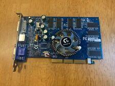 Gigabyte Nvidia GeForce FX 5500 256MB AGP PC Graphics Card FX5500 GV-N55256D