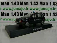 CR20H voiture 1/43 CARABINIERI : FIAT UNO 1985