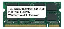 PC2-6400 DDR2-800 4GB Computer Memory RAM