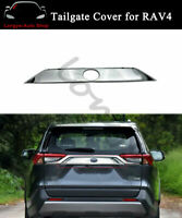 Rear Tailgate Bazel Lid Cover Trim Accessories Fits for All New RAV4 2019 2020