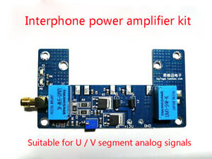 RF VHF / UHF Power Amplifier Amplifier RF Power Amplifier For Mitsubishi RA