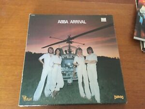 """33 tours ABBA """"Arrival"""""""