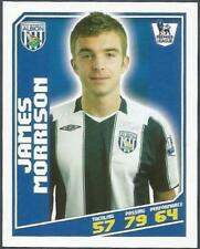 TOPPS TOTAL FOOTBALL-2009- #434-WEST BROMWICH ALBION-JAMES MORRISON