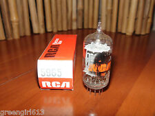 Vintage RCA 5965 Clear Top Stereo Tube Results = 5100/5025 #981276
