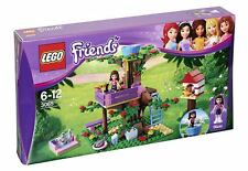 LEGO Friends Olivia's Tree House (3065), 99.9% complete with instructions.