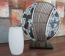 """Design Stehleuchte 30cm rund """"Pia"""" Standlampe Lampen """"Top Design"""" 4464"""