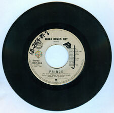 Philippines PRINCE When Doves Cry 45 rpm Record
