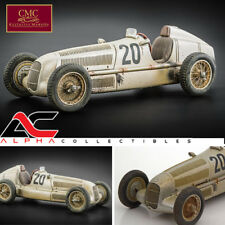 CMC M-147 1:18 MERCEDES-BENZ W25 1934 #20 DIRTY HERO 20th ANNIVERSARY
