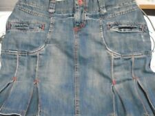 Unbranded Cotton Pleated, Kilt Regular Size Skirts for Women