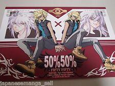 Yu-Gi-Oh! doujinshi MARIK X MARIK & BAKURA X BAKURA (32pages) high-mode 50%50%