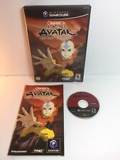 Nintendo GameCube -Avatar The Last Airbender