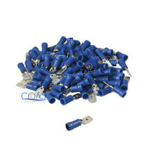 Xscorpion HSRT516B 16-14 Gauge Heatshrink Ring Terminal Size #5//16 Blue 50PCS