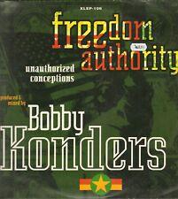 Freedom Authority – Unauthorized Conceptions - XL Recordings – XLEP 106 - Uk
