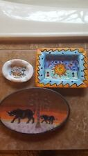 Decorative Small Home Items lot of 3