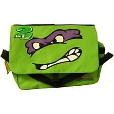 New Licensed Teenage Mutant Ninja Turtles Messenger Bag REVERSIBLE    TOO COOL